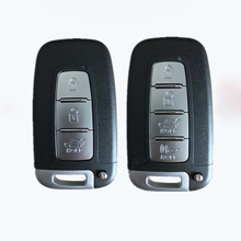 Car Smart Remote key for Hyundai Solaris Sonata IX35 I30 Veracruz IX55 for KIA K5 K2 Forte Sportage Rio 433Mhz with ID46 Chip