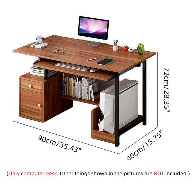 Computer Storage Desk Table 6