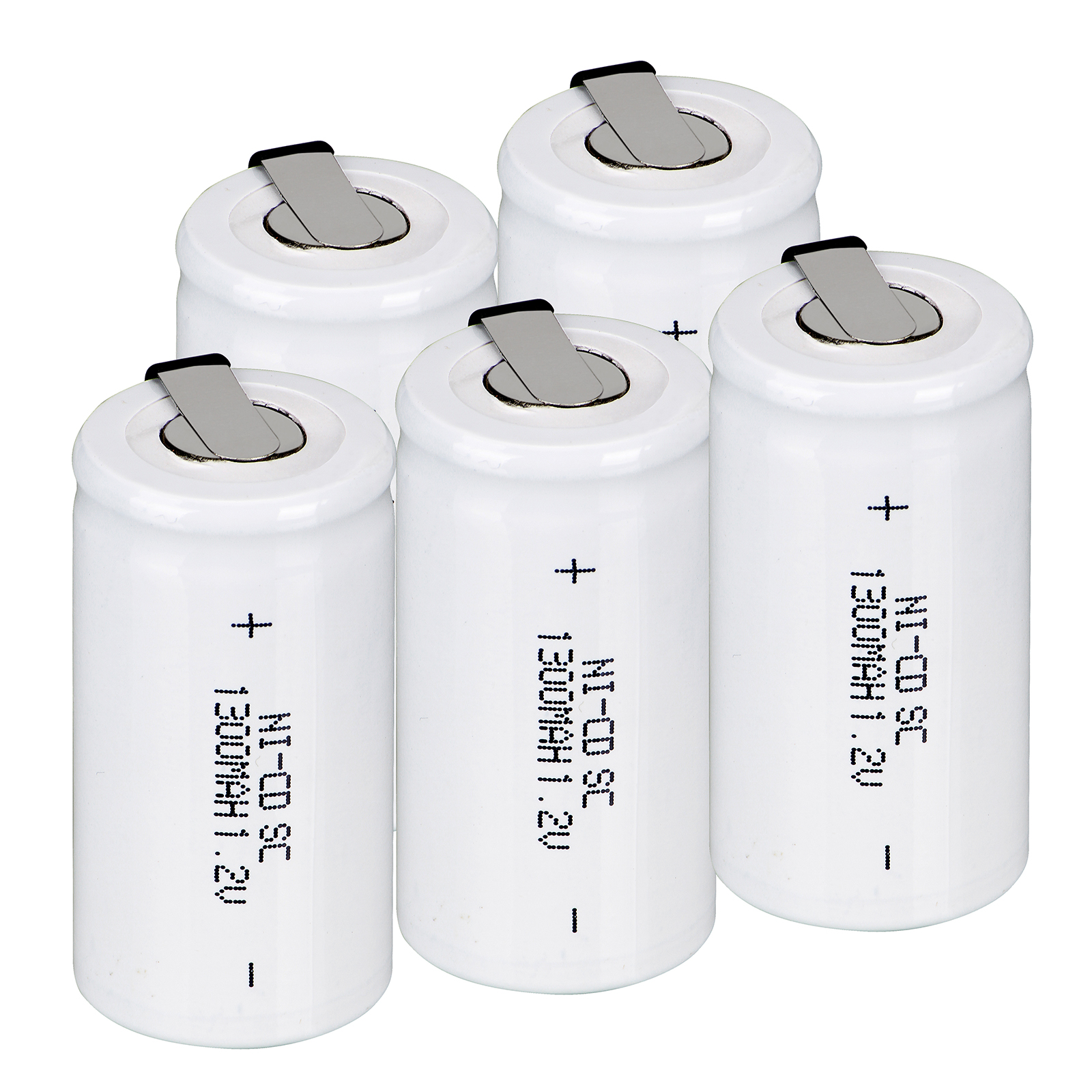 5pcs SC rechargeable battery 1300mAh <font><b>ni</b></font>-<font><b>cd</b></font> <font><b>1.2</b></font> <font><b>v</b></font> battery <font><b>ni</b></font> <font><b>cd</b></font> nicd batteries 1.2v with welding tabs image