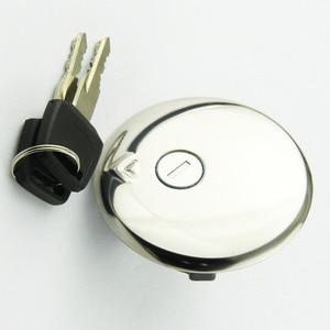 Motorcycle Fuel Gas Tank Cap Lock Keys Aluminum For Suzuki K 90 E GT 200 X TS100 TS125 TS185 TS 240 TS250 SP370(China)