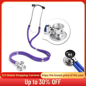 Image 1 - Multifunctional Doctor Stethoscope Cardiology Medical Stethoscope Professional Doctor Nurse Medical Equipment Medical Devices