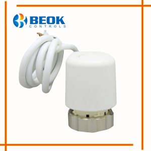Image 5 - RZ AG230 Normalmente Chiuso Termico Elettrico Attuatore Elettrico per Acqua o Valvole Collettore in Sistema di Riscaldamento a Pavimento