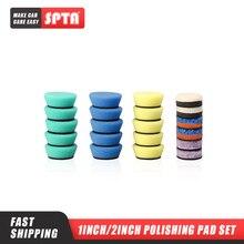 SPTA 1 pouce/2 pouces ensemble pour Machine à polir sans fil 12V