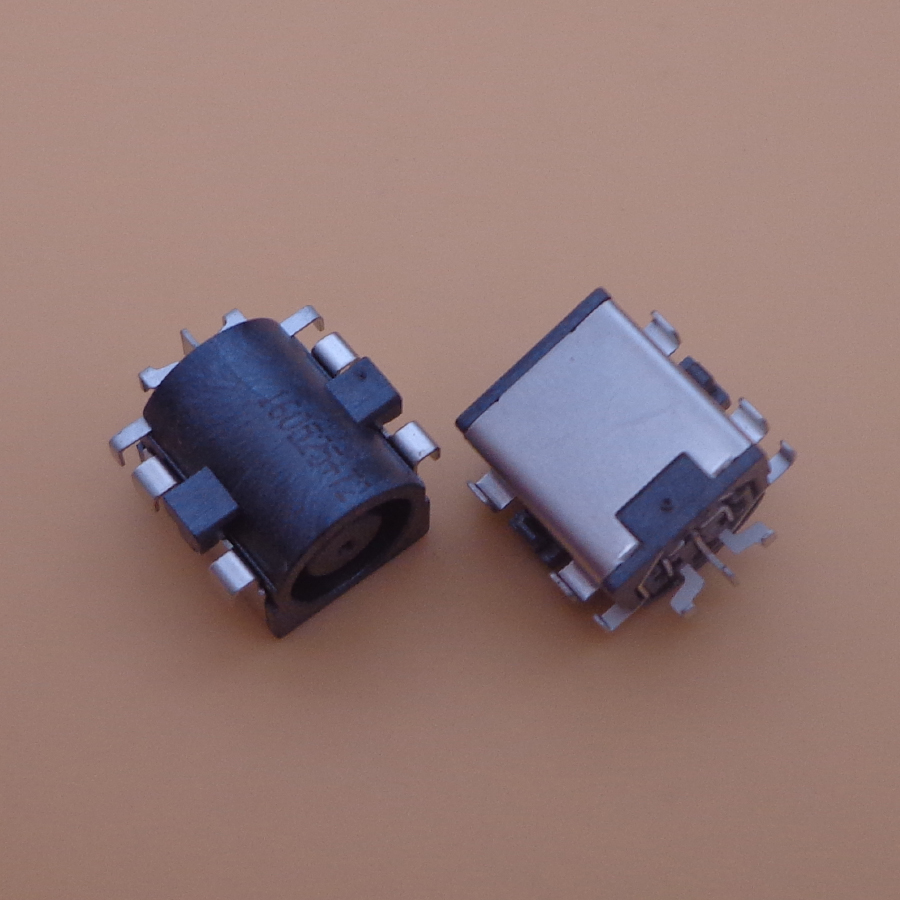 2PCS Laptop dc power jack For <font><b>HP</b></font> Elitebook 720 820 840 <font><b>850</b></font> <font><b>G1</b></font> G2 SOCKET CONNECTOR DC JACK Connector charging port image