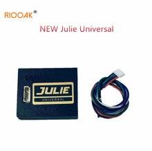 RIOOAK emulador de coche Universal JULIE OF68, OF80, JULIE V96, para IMMO OFF/ON, Programa de Tacho para VAG, Peugeot (k line/CAN)