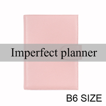 Limited Imperfect Genuine Leather Cover for Stalogy B6 Size Notebook Cover Diary Planner Journal Stationery Agenda Organizer