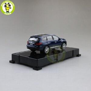 Image 4 - 1/64 qx60 2017 diecast modelo carro suv, brinquedos, meninos, meninas, presentes