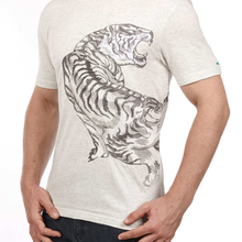 T-Shirt Men Pima Cotton Short-Sleeve BILLIONAIRE Fashion Embroidery Thin Elastic High-Quality
