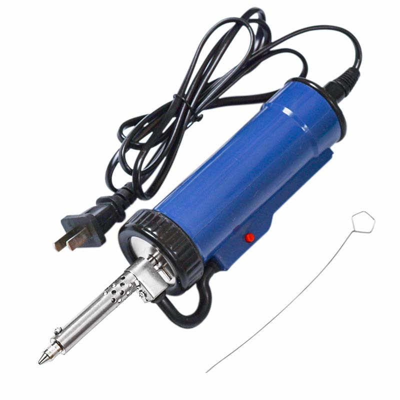 110V  Electric Vacuum Solder Sucker Welding Desoldering Pump+Drill Rod Set