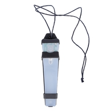 Водонепроницаемый Съемный сигнальный светильник для шлема, силиконовая безопасная вспышка для выживания, для дайвинга, пешего туризма, велоспорта