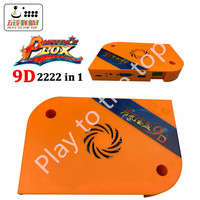 arcade Pandora box 9D (2222 in 1)neo geo jamma arcade game multi game board pcb multigame card vga &HDMI output arcade cabinet