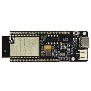 Image 3 - LEORY 3.3 فولت ESP32 واي فاي وحدة بلوتوث 4MB مجلس التنمية على أساس ESP32 WROVER B Type C