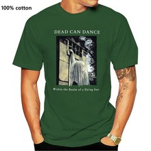 Dead Can Dance Within The Realm Of A Dying Sun Black T-Shirt Basic Models Tee Shirt