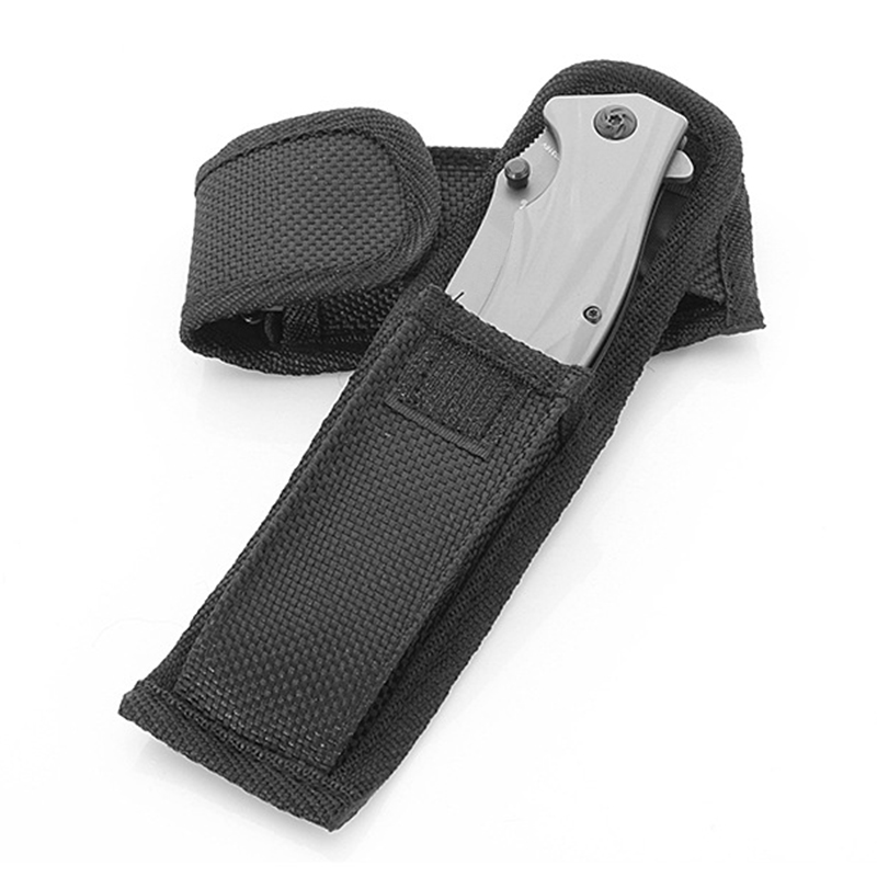 Nylon Oxford Set Folding Knife Packaging Nylon Case Gift Nylon Knife Set EDC Pliers Scabbard Pouch Army Knives Cover Bags 8
