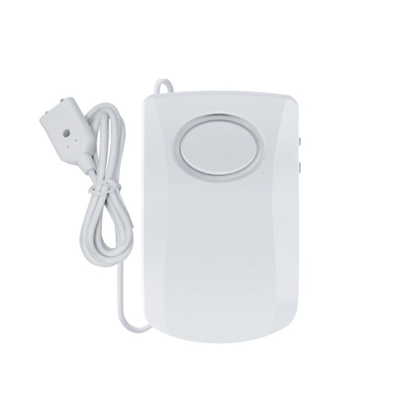 Water Level Alarm Water Leakage Detector Overflow Alarm Full Water Alarm 130 DB Independent Power Supply Security  Alarm System