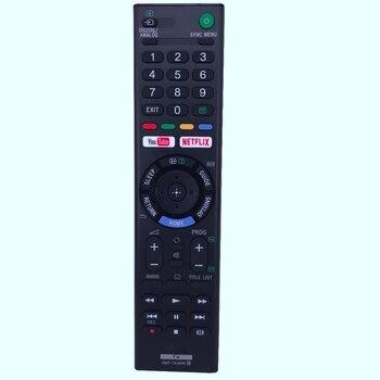 Remote Control for SONY TV RMT-TX300E KDL-40WE663 KDL-40WE665 KDL-43WE754 KDL-43WE755 KDL-49WE660 KDL-49WE663 generic for sony tv remote control rm yd018 kdl 26s3000 kdl32s3000 kdl 40s3000
