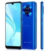 APOBOB Mate 30 3G Celular Smartphone 2GB/16GB Quad Core Dual Sim Cards Android 9 Cell Phone GMS/WCDMA Mobile Phone