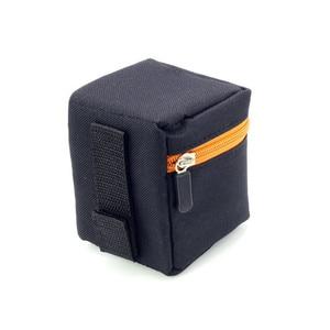 Image 5 - 1PCS 7mm Thick Padded Camera Lens Bag Shockproof Durable Soft Camera Lens Protective Pouch Bag Case for DSLR Camera Lens