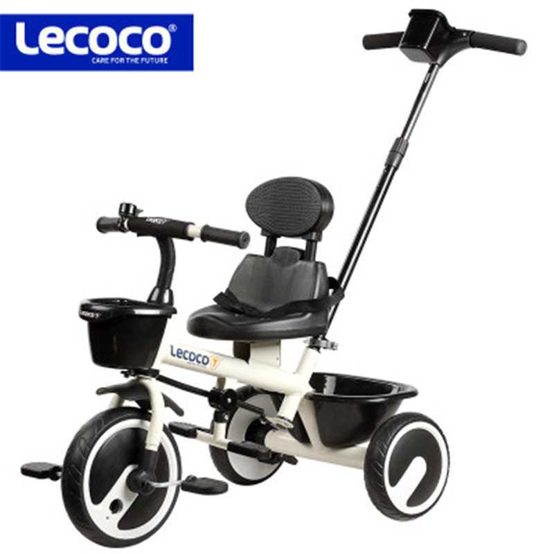 Children Kids Tricycle Bicycle car 1.5 5 years old child Trolley bicycle baby Bike Walker with foot pedal