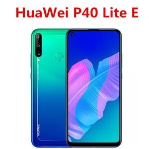 Смартфон HuaWei P40 Lite E, 4000 Мп + 6,39 Мп + Мп, сканер отпечатка пальца, мАч, 4 Гб ОЗУ, 64 Гб ПЗУ, дюйма IPS, Kirin 710F