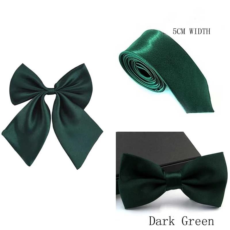 Mens Pocket Squares Handkerchiefs Wedding Party Gift for him Dark Green