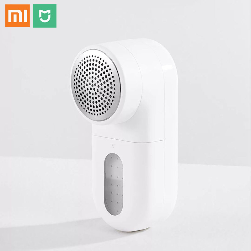 New Xiaomi Mijia Portable Lint Remover 5-leaf Cyclone Floating Cutter Head Hair Ball Trimmer Sweater Remover Mini Motor Trimmer