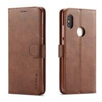 Custodia a portafoglio Flip per Xiaomi Redmi Note 5 Pro custodia Cover Vintage per Redmi Note5 custodie custodia in pelle PU di lusso borse per telefono Fundas