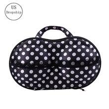 women bra bag Portable Underwear Bra Storage Box Travel Luggage Packing Organizers Home Organizer Case