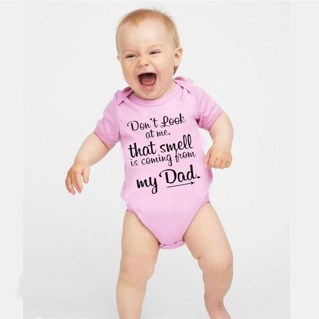 Baby Bodysuit Newborn Girl Boy Clothes Body Infantil Onesie Bodysuits Cotton Daddys Girl Summer Jumpsuit Romper Twins Body Kids 2