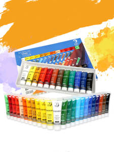 SAcrylic-Paint-Set Fa...