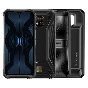 Перейти на Алиэкспресс и купить Doogee S95 Pro мобильный телефон, 8 Гб 128 ГБ, IP68/IP69K smarthone, Android 9,0, Helio P90, Беспроводная зарядка, 5150 мАч, 48 МП, NFC, 4G
