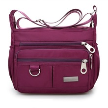 LKEEP New Ladies Fashion Waterproof Oxford Tote Bag Casual Nylon Shoulder Bag Mummy Bag Large Capacity Canvas Bag