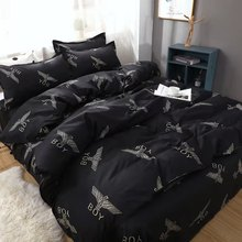 Spring and summer new style bedding Boutique four-piece set