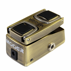 Image 5 - MOOER The Wahter Guitar Pedal Wah Guitar Effect Pedal Pressure Sensing Switch Dual Switching Modes Full Metal Shell Guitar Parts