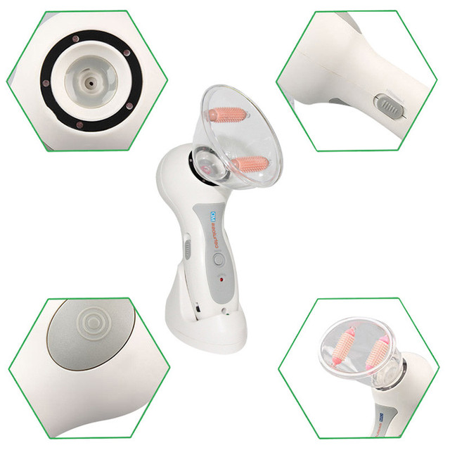 Portable  Body Deep  Massager Machine for Treatment of Cellulite