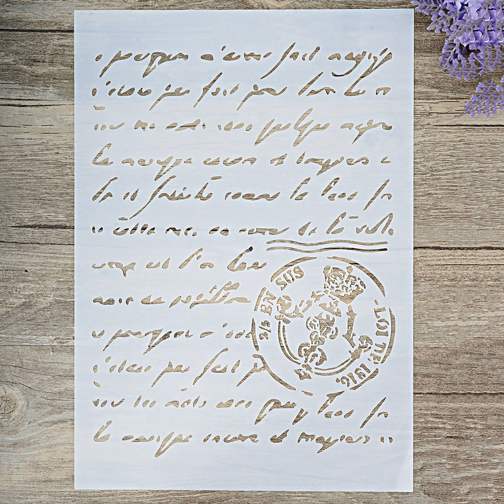 Kids Table Children Wedding Sign Size A4 Rustic vintage craft script ivory white
