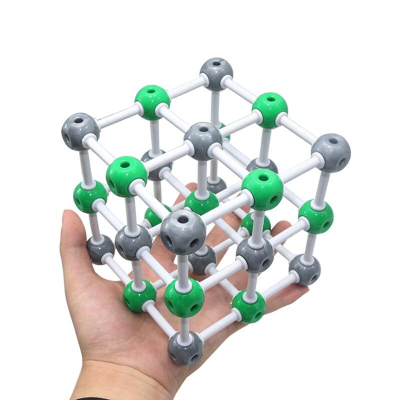 Super grande conjunto de moléculas orgânicas inorgânicas