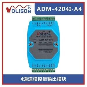 Image 5 - MODBUS RTU Módulo de salida analógica ADM 4204I C, 4 canales, 485 a analógica, 4 20mA