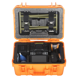 Image 5 - A 81S Green Automatic Fusion Splicer Machine Fiber Optic Fusion Splicer Fiber Optic Splicing Machine