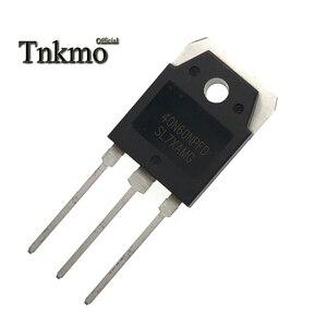 Image 1 - 5 шт. 10 шт. 20 шт. SGT40N60NPFD TO 3P 40N60NPFD TO3P SGT40N60 N channel IGBT полевой транзистор 40 а 600 в новый и оригинальный