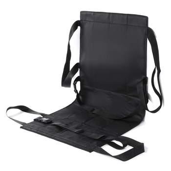 Patient Transfer Sling Seat Pad Medical Mobility Emergency Wheelchair Transport Belt Nursing Belts for Elder Disabled