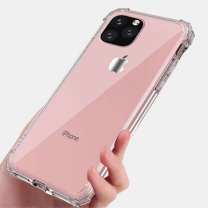 Heavy Duty Clear Case for iPhone 11/11 Pro/11 Pro Max 55