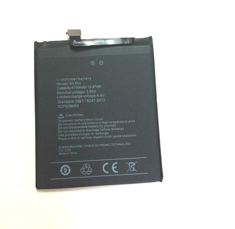 Westrock 4150mAh A5 Pro Battery for UMIDIGI Umi A5 Pro MOBILE Phone