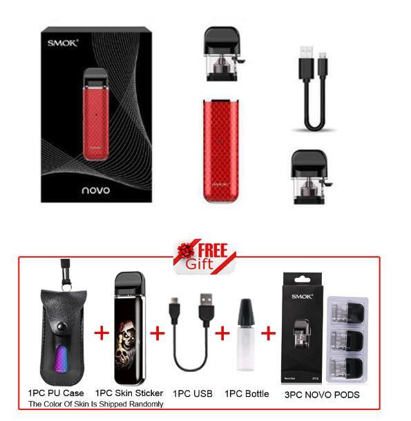 Original SMOK Novo 2 Kit Electronic Cigarette Vaping Anti