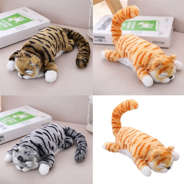 Turn Over The Cat Roll The Cat Roll The Laughing Cat Electric Plush Toy Creative Long Soft Toys Electronic Animal Toy