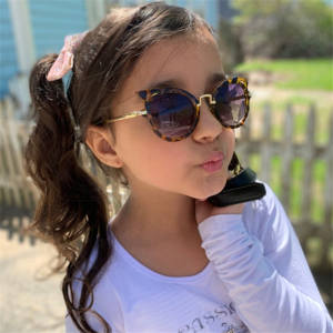 Girl Glasses Goggles Accessories Holiday Outdoor Baby Summer Boy UV400 Protection Gifts