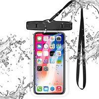 Funda impermeable para teléfono móvil, funda protectora para IPhone 12 XS Max XR X 8 7 6 Plus Poco X3 Samsung S10