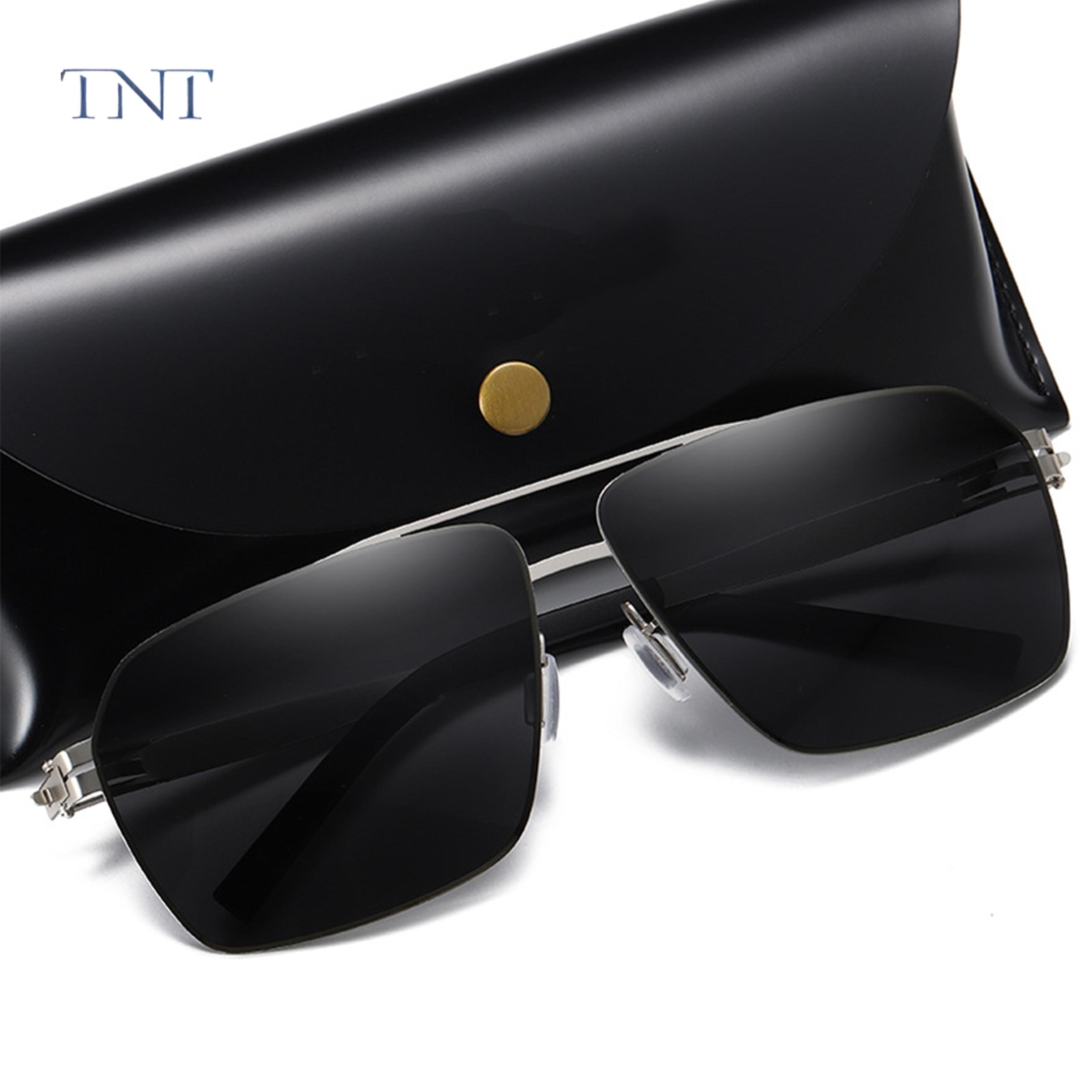 Tnt 2020 брендовые поляризованные солнцезащитные очки для мужчин