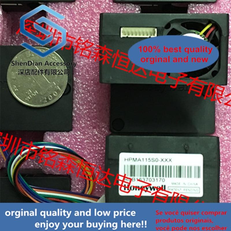 1pcs 100% Orginal New PM2.5 Sensor Laser Dust Hpma115s0-xxx Totem Detection Belt In Stock