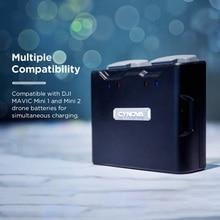 2-IN-1 Battery Charging Hub Mini 2 Two Way Charging Stock For DJI Mavic MINI 2 Drone Accessories Portable MINI Drone Accessories